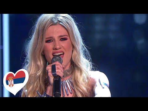 Beovizija 2019: Kruna - Nevena Božović / Live (Polufinale 2)