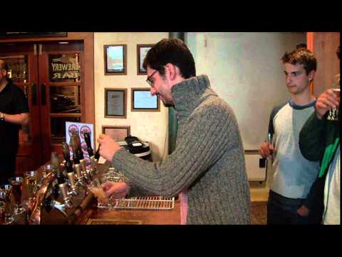 Speight's Brewery Tour, Dunedin