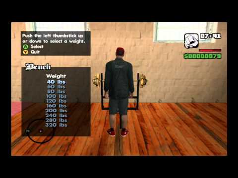 Gta San Andreas Ep 1 Hopeless Weightlifter