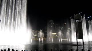 Dubai Fountain - All Night Long
