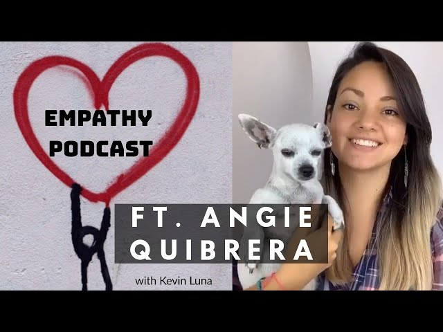 Why are Recipe Videos so Effective on Tik Tok | Angie Quibrera | Empathy Podcast
