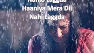 Very sad song aa ke seene lale menu