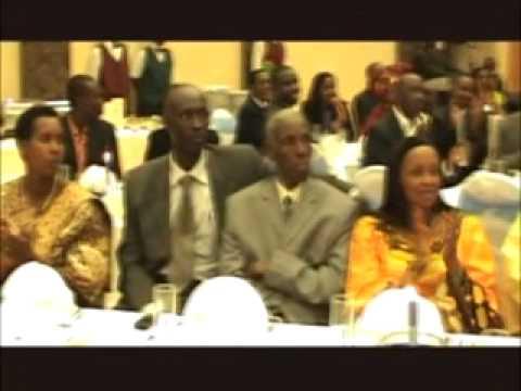 Paul Gitwaza Video Biography