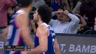 20.12.2019 / Anadolu Efes - CSKA Moskova / Shane Larkin