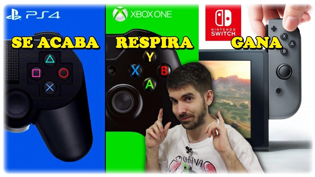 🎮 PS4 se acaba, Xbox respira y Switch gana la generación | PlayStation - State Of Play - Nintendo