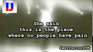 Michael Jackson - Lyrics on Screen - A Place With No Name - Original Recording