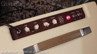 Blackstar Studio 10 6L6, EL34 & KT88 Combos Demo