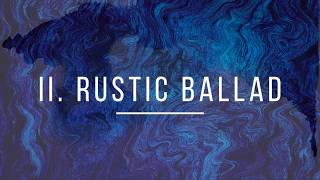 Mackey: Blue Notes and Other Clashes, II  Rustic Ballad
