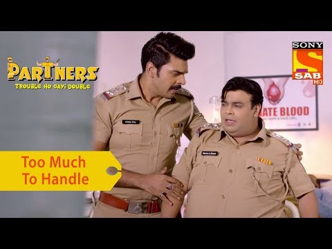 Your Favorite Character | Manav Is Unable to Ply His Body Weight | Partners Trouble Ho Gayi Double