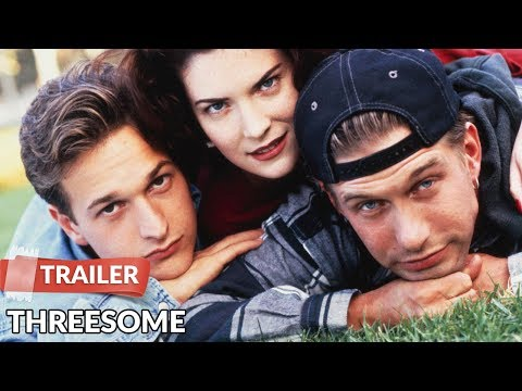 Threesome 1994 Trailer | Lara Flynn Boyle | Stephen Baldwin