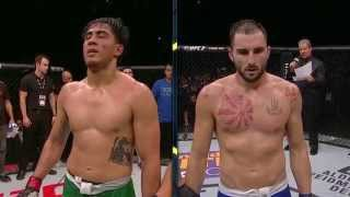 Fight Night Monterrey: Erick Montano Wins The Ultimate Fighter