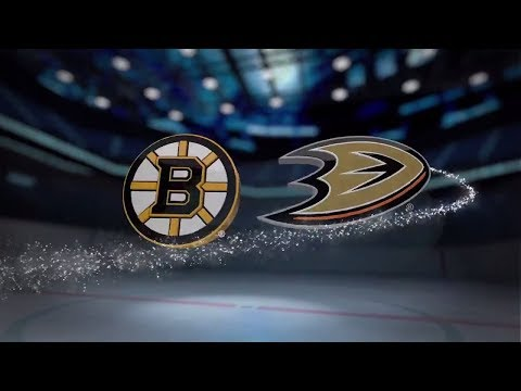Boston Bruins vs Anaheim Ducks - November 15, 2017 | Game Highlights | NHL 2017/18. Обзор матча