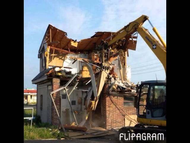 ALWAYS FIRST DEMOLITION