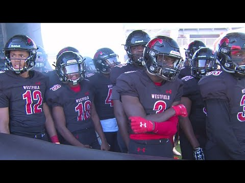 Texas High School Football Westfield S Season Ends With 35 17 Loss To Denton Guyer Youtube