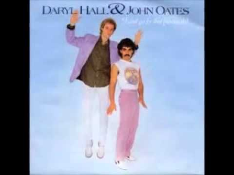 Hall and Oates I can't go for that Instrumental