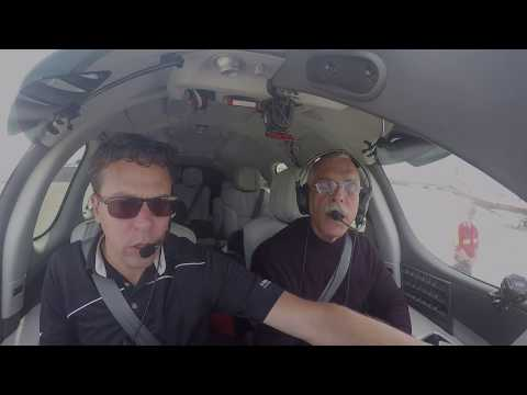 Cirrus Vision Jet Flight Trial