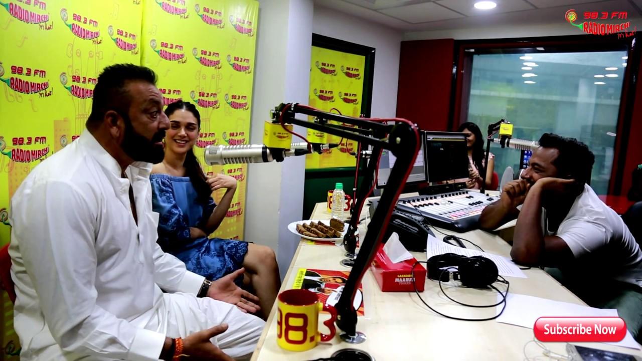 the latest 62c7f 85e72 Sanjay Dutt and Yerwada Jail   Aditi Rao Hydari   Bhoomi   RJ Suren   Radio  Mirchi