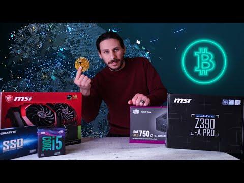 Πως να κάνεις Bitcoin Mining & PC Build | Dimis Vos
