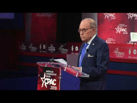 CPAC 2019 - Director Larry Kudlow
