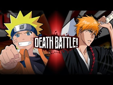 Naruto VS Ichigo | DEATH BATTLE