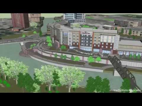 New hilton garden inn sioux falls downtown youtube - Hilton garden inn sioux falls downtown ...