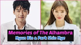 "Video ""Memories of the Alhambra"" Upcoming Drama 2018 - Hyun Bin & Park Shin Hye download MP3, 3GP, MP4, WEBM, AVI, FLV September 2018"