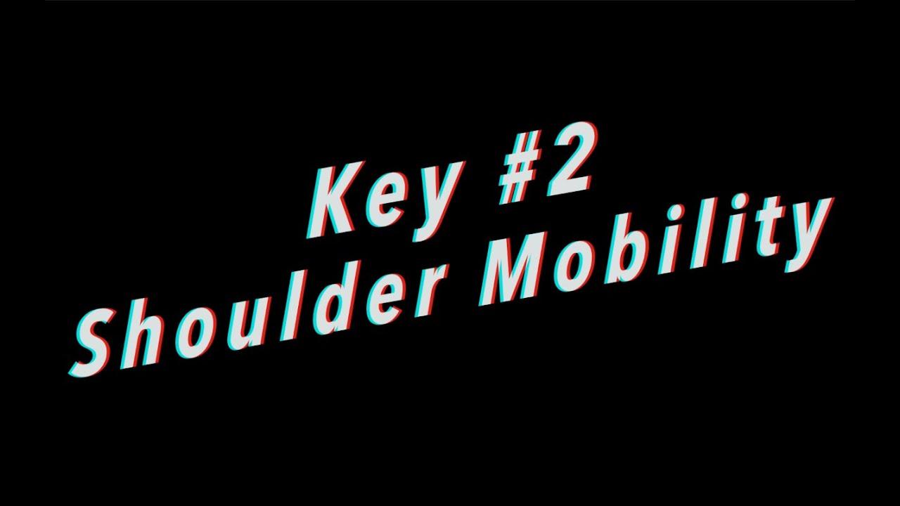 Unlock Mobility #2 Shoulder