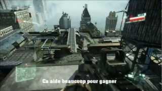 Crysis 2 / Online Multiplayer / Highrise / Skyline / ligne d'horizon /Team deathmatch / 26-5