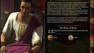 Civilization 5 part 1 ROME Lets Play (Gameplay/Commentary)