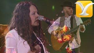 Jesse & Joy - Me quiero enamorar - Festival de Viña del Mar 2014 HD