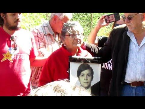 """Homenaje al NEGRITO AVELLANEDA, a 42 años en el CCDTyE """"EL CAMPITO"""" de Campo de Mayo"""