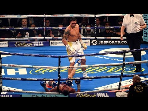Off The Brawl | Usyk stops Bellew | Mythical pound for pound list | Thurman returns |