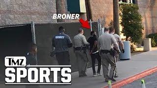 Adrien Broner Arrested At Wilder-Fury Weigh-In | TMZ Sports