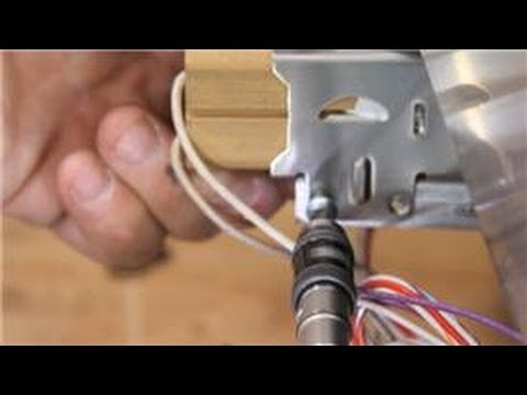 Gas Stoves & Ovens : How to Replace the Igniter in a Gas Range