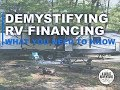 RV/Camper Financing- Everything you should know about recreational loans