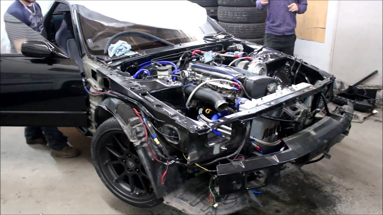Nissan Skyline Gt R Rb26 700 Hp First Run Youtube