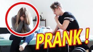 FREMDGEHEN  PRANK an Freundin !!! | Floppes