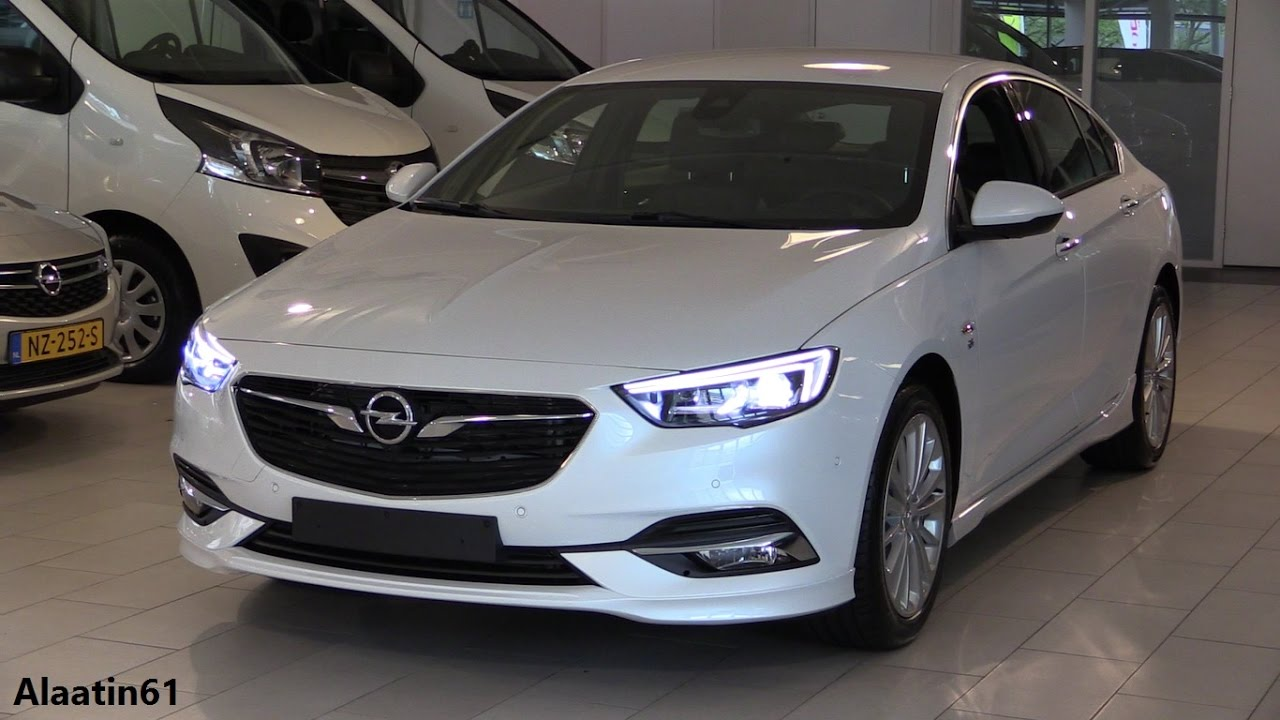 opel insignia 2017 in depth review interior exterior 2018 youtube. Black Bedroom Furniture Sets. Home Design Ideas