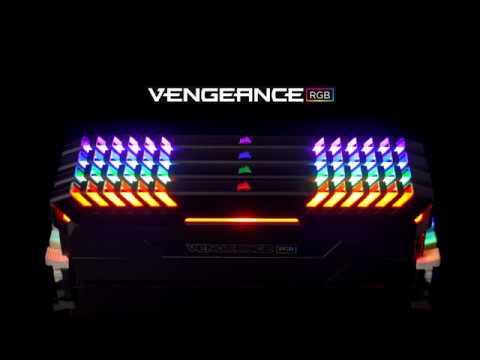VENGEANCE RGB – Stunning RGB, Striking Speed.