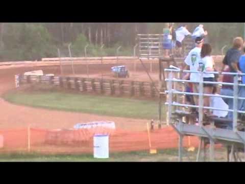 IMCA Mod Heat Langlade County Speedway 7/22/11