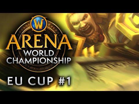 AWC EU Cup 1 | Top 8 Full VOD