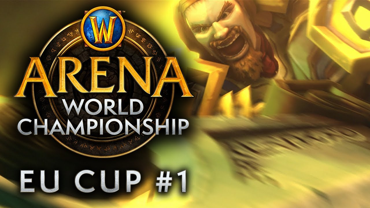 AWC EU Cup 1 | Top 8 Full VOD thumbnail
