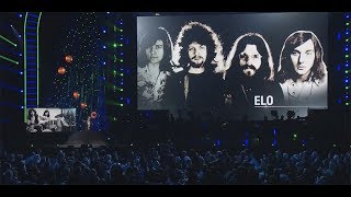 Dhani Harrison Inducts ELO into the Rock & Roll Hall of Fame - 2017