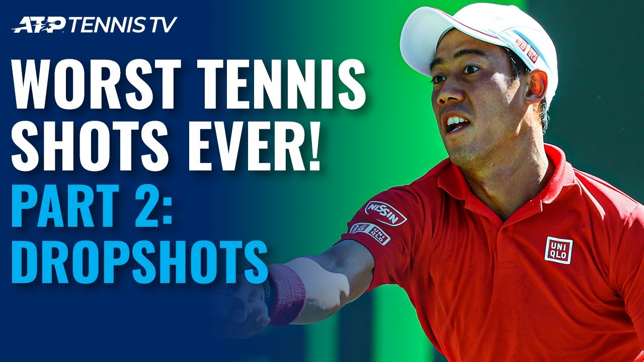 Worst Tennis Shots Ever Part 2: Drop Shots!