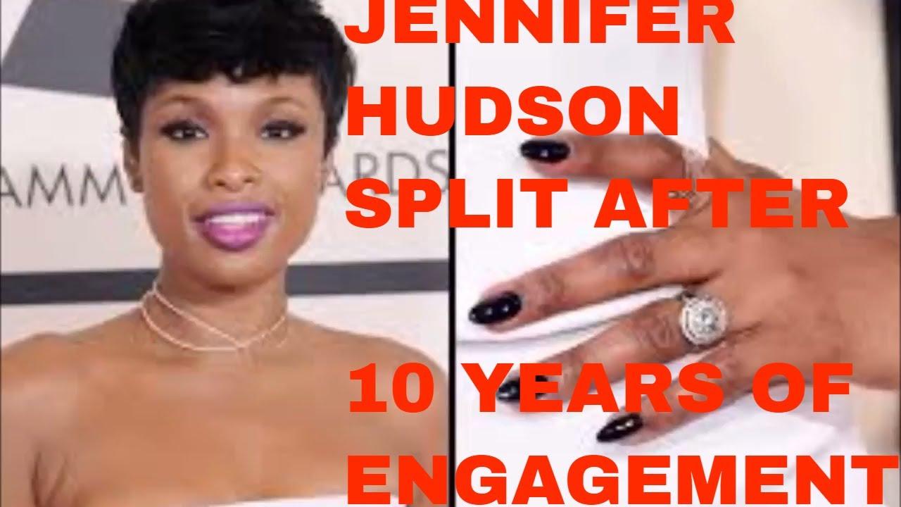Jennifer Hudson \u0026 Fiancé of TEN YEARS David Otunga Split, Singer ...