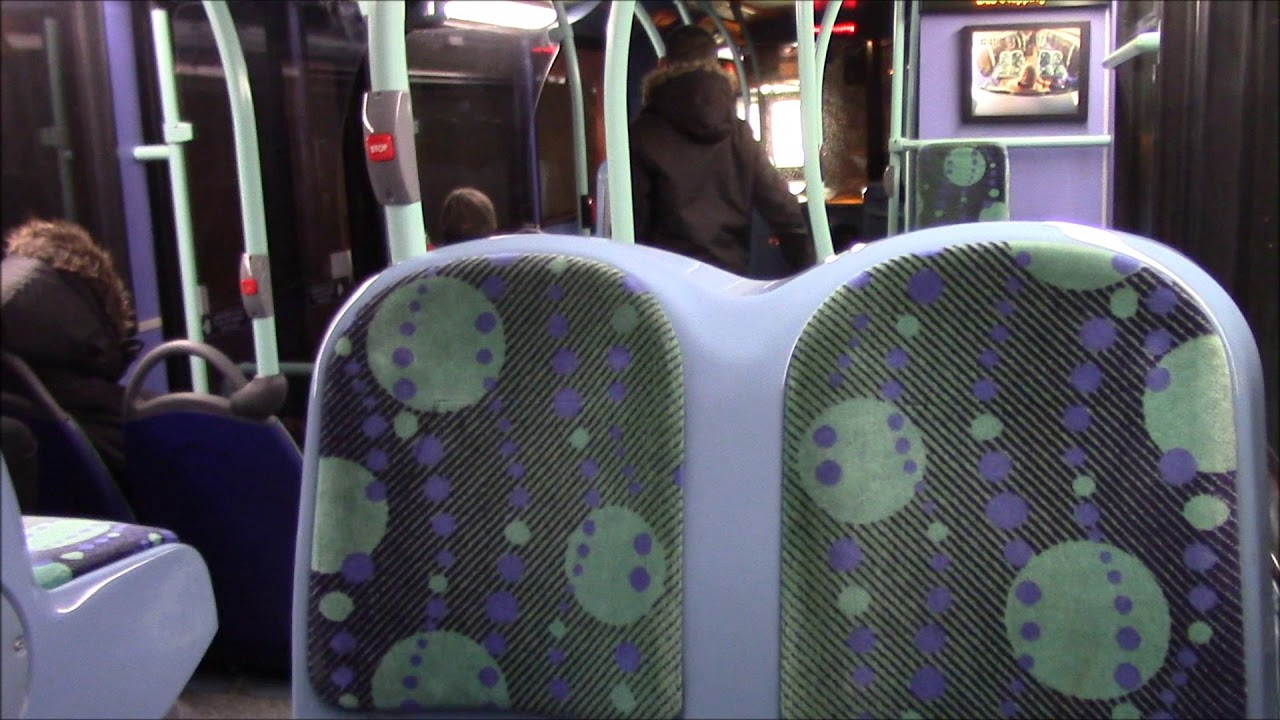 Bus Journey | London Sovereign E40D/Enviro400 ADE40435 (YX62ARZ) working  route 183