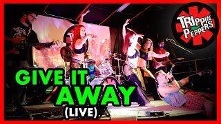 GIVE IT AWAY - TRIPPIN' PEPPERS (Red Hot Chili Peppers Tribute Band) Live @ Garage di Mezzo (VE)