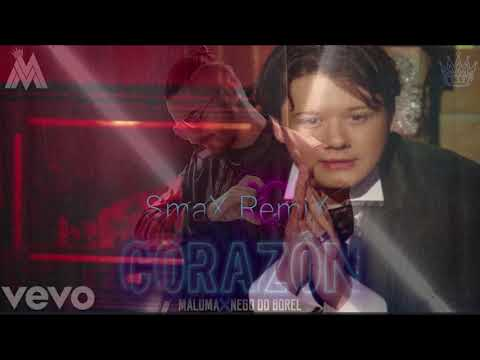 Maluma & Fuego Corazón Smax Remix