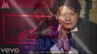Maluma & Fuego - Corazón   Smax Remix