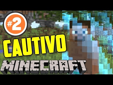 La Party hard de los Mobs! | Minecraft Cautivo #2